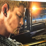 L'affiche ciné qui enflamme les couloirs du métro !