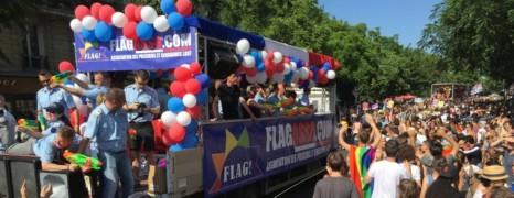 La hot et jeune Gay Pride de Paris