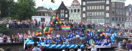 Canal Parade Amsterdam 2016 : la vidéo