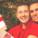 Un jeune couple polonais se met en scène pour Noël