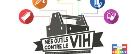 Campagne : Mes outils contre le VIH