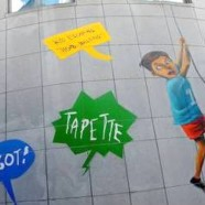 Des fresques anti-homophobie à Bruxelles