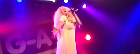 Visite surprise de Lady Gaga au Heaven de Londres