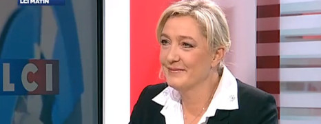 Les homosexuels ne sont pas persécutés en Russie (Le Pen)