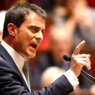 Valls promet la fermeté contre l'homophobie