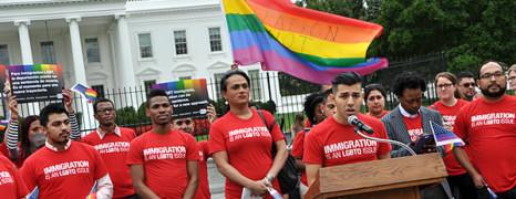 US : les immigrés Lgbt inquiets de leur avenir