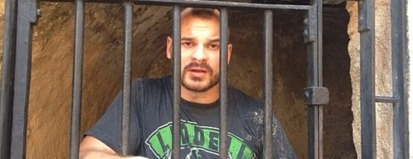 Remise de peine pour le chasseur russe de gays