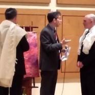 Un rabbin gay intronisé en Israël
