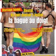 Quand Minute devient homophobe !