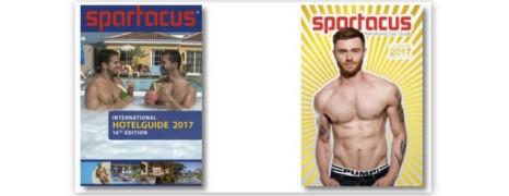 Fini l'énorme guide Spartacus version papier !