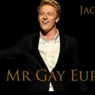 Mister Gay Europe 2014 est Suédois
