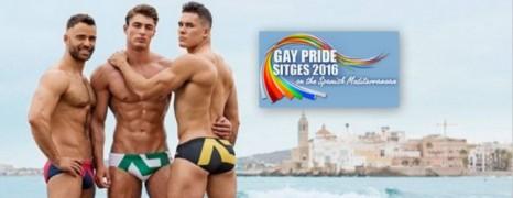 Des bombes russes pour la Gay Pride de Sitges 2016