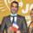 Nicolas Noguier a reçu son Prix mondial JCI à Rio