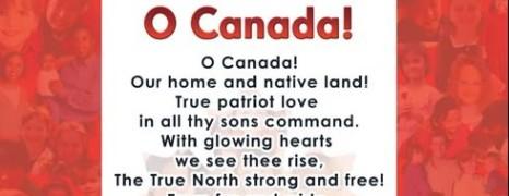 L'hymne national canadien modifié au nom de l'égalité des genres