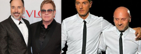 Rien ne va plus entre Dolce & Gabbana et Elton John