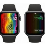 Apple ajoute de nouveaux cadrans Pride à l'Apple Watch