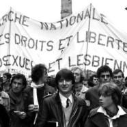 Retour sur la 1ère Gay Pride en France
