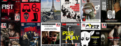 Le programme de Paris Fetish 2015