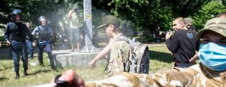 Ukraine : des agressions après l'interdicton de la Gay Pride interdite à Odessa