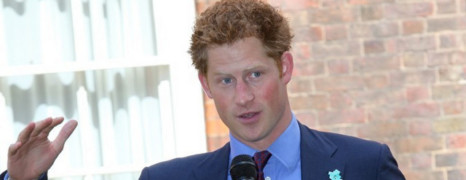 Le Prince Harry dragué par un mec
