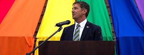 US : un émissaire pour défendre les droits des homosexuels dans le monde