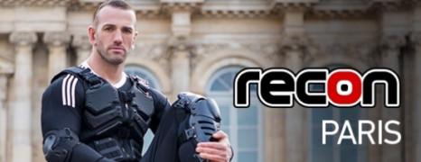 Le clip sex et fetish de Recon à Paris