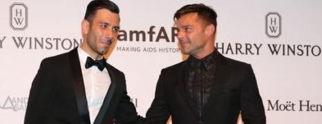 Ricky Martin s'est marié en secret avec son compagnon