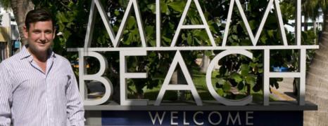 Un gay futur maire de Miami Beach ?