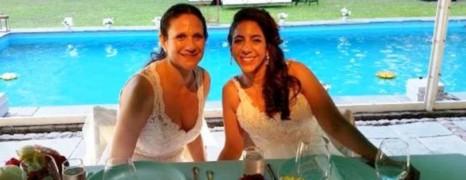Le premier mariage gay d'Amérique Latine dans une synagogue