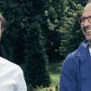 Stéphane Bern et son ami en une de Paris Match