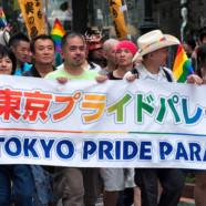 Un quartier de Tokyo reconnaît les couples gays