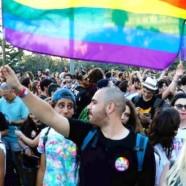 Des milliers de personnes à la Gay Pride de Jérusalem