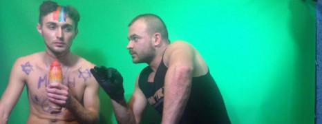 Ukraine : un candidat de X Factor victime du groupe néo-nazi russe