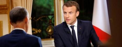 Macron pour la PMA mais contre la GPA