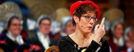 Allemagne: la blague de la présidente fédérale de la CDU sur les transgenres ne passe pas