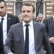 Photo du Jour : les hommes du président