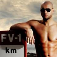 Xavier Delarue mannequin pour FrenchPaks