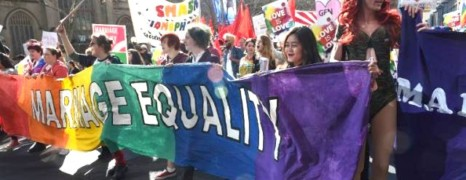 Australie : le sondage final sur le mariage gay prédit une forte victoire du Oui
