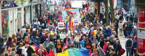 La Birmingham Pride maintenue malgré l'attentat