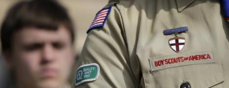 Les homos acceptés chez les Boys Scouts US