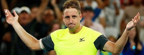 Homophobie : le mea culpa tardif du tennisman Tennys Sandgren