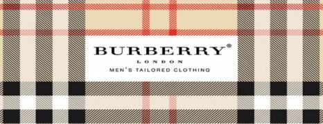 Le célèbre tartan Burberry déclinée aux couleurs de l'arc-en-ciel