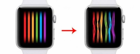 Un cadran Pride arrive sur l'Apple Watch