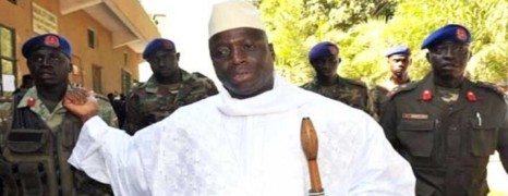 Les US condamnent les propos du président gambien