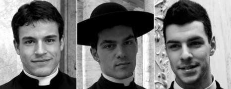 Calendrier 2014 des prêtres les plus sexy