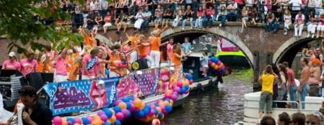 Bruxelles aura son char à l'Europride d'Amsterdam