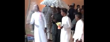 La vidéo devenue virale en Arabie Saoudite