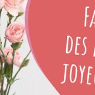Participez à #FaitesDesMèresJoyeuses !