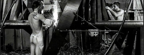 Un calendrier met à nu les hommes de l'Industrie Choletaise