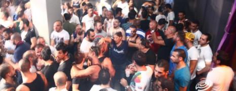 Beyrouth : le Ghost Bar fermé, des clients violentés